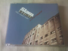 SLAM - LIFETIMES - 3 TRACK HOUSE CD SINGLE
