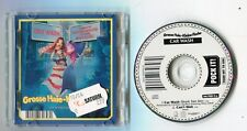 Car Wash 3-INCH cd-single OST Christina Aguilera Shark Tale Mix + Can't Wait