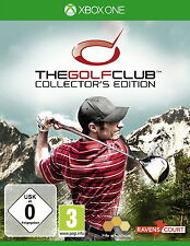 The Golf Club -- Collector's Edition (Microsoft Xbox One, 2015)