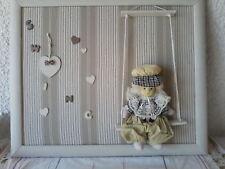 Tableau décoratif - Enfant sur balançoire -
