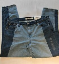 """BRAND NEW GAP 1969 Authentic Real Straight Women's Crop Jean. Size 32"""" W"""