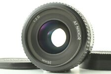 【EXC++++】Nikon AF Nikkor 35mm F2.0 D Ai-s AIS Lens FedEx From Japan #068