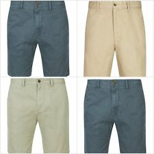 Fa M Ou S High St Store Men's Pure Cotton Chino Shorts Various Styles & Colours