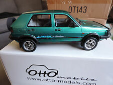 VOLKSWAGEN GOLF COUNTRY OTTO OTTOMOBILE OTTOMODELS 1/18