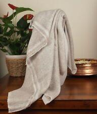 pure Kaschmir Pashmina Schal Schal handgewebt warm weich