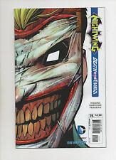 Nightwing 15 & Teen Titans #15 - Death Of The Family Lot Joker- (Grade 9.2) 2013