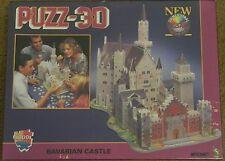 WREBBIT  3-D PUZZLE BAVARIAN CASTLE