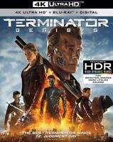 Terminator Genisys [New 4K UHD Blu-ray] With Blu-Ray, 4K Mastering, Ac-3/Dolby