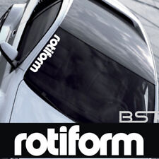 Car Sticker window decal Rotiform Hellaflush Racing sport reflective 55cm
