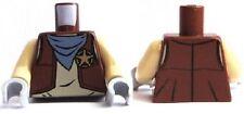 Lego The Lego Movie Minifigure body Deputron Minifig Part 70800