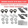 Rhino Rack Eye Bolt Kit For Pioneer Trays and Platforms Rhino Rack 43178