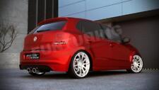 VW Polo 6R Spoiler Posteriore Paraurti Diffusore 5 V 6 R R32 20 WRC