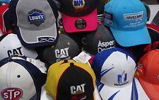 NASCAR DRIVER ASSORTED CAPS