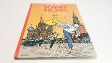 Une aventure de Jacques Gallard T2 Soviet Zigzag EO / Barcelo / Tripp // Milan