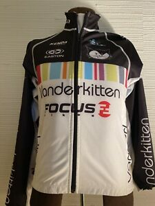 Vanderkitten Collector Cycling Jacket. Size Small Pre-Owned