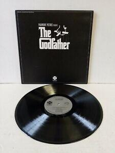 LP 33T Nino Rota - The Godfather - Original Motion Picture Soundtrack 1972