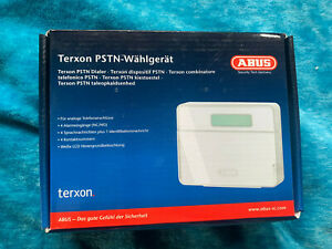 ABUS Terxon Security-Center PSTN-Wählgerät (AZ6301) NEU Top Preis