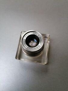 Schneider Kreuznach Xenar 1:3.5/50 1:3.5 50mm 50 mm für Aka Rette Akarette