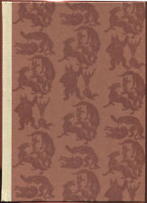 The Story of Reynard the Fox 1954 1st Ed. HC Book