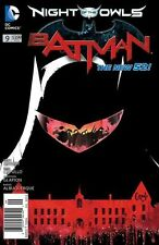 BATMAN #9 (NIGHT OF THE OWLS) DC NEW 52