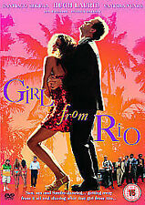 Girl From Rio DVD Region 2 Dance Film Hugh Laurie Valentines Day