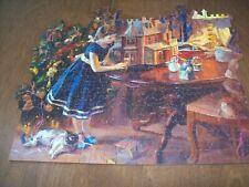 DaVici Wooden Puzzle-Dollhouse-Liberty