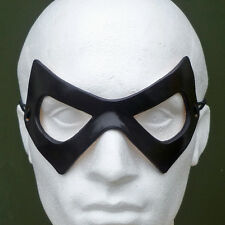 THE COMEDIAN Mask Leather Edward Blake Watchmen Cosplay Costume Halloween Mask