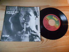 "7"" Pop Streetheart - Under My Thumb / Star WEA RECORDS"