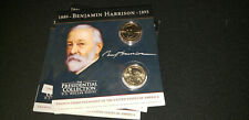 Coins of America The Presidential Collection - U.S. Dollar Series Ben Harrison