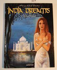 EL1 BD India Dreams 7 TAJ MAHAL Casterman 2012