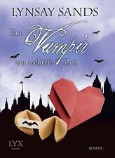 Ein Vampir zur rechten Zeit   Lynsay Sands  Taschenbuch ++Ungelesen ++