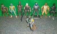 Star Wars Bounty Hunter Lot - Jango + Boba Fett IG88 Dengar Bossk + More - Used