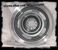20 x9.5 inch Chevrolet Rally OE replica wheels Silverado 1500 5x127 5x4.75 S10