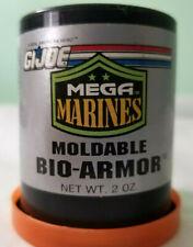 GI Joe 1993 Body Bio Armor Mold can Figure Weapon Accessory Part Hasbro viper