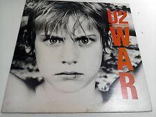 U2 War A3/B2 Press Near Mint Vinyl LP Record ILPS 9733