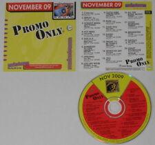 Britney Spears, Alicia Keys, Michael Jackson, Muse, Jason Derulo, U.S. promo cd