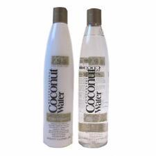 Xhc Revitalising Coconut Water Shampoo & Conditioner 400ml Each Hydrating Ladies