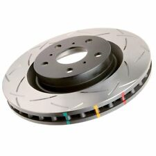 DBA 05-10 Mustang GT V8 Shelby Edition Front Slotted 4000 Series Rotor
