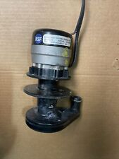 Manitowoc Ice 8251133 Water Pump 230v 60/50 pre-owned tested and working