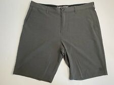 Billabong Submersibles crossfire boards shorts gray men's sz 36