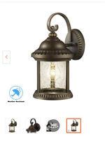 HomeDecorators Small Exterior Wall Lantern Cambridge Collection