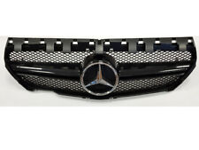 Mercedes W117 C117 CLA grille grill Gloss Black CLA200 CLA200 CLA250 CLA45 AMG