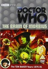 Doctor Who The Brain of Morbius 5014503181628 With Tom Baker DVD Region 2