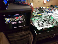Black Tiger (AKA Black Dragon) JAMMA PCB -100% WORKING - BOOTLEG - B1