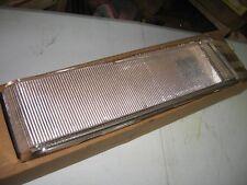 NOS Mopar 1977-79 Chrysler LeBaron left backup light lens with clear inner lens