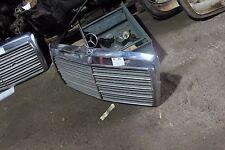 Mercedes w124 vormopf Mopf 1 85-93 - Calandre Grill Chrome Barbecue Barbecue Masque