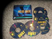 Police Quest Collection Series (PC, 1997) Near Mint Game