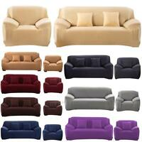 STRETCH SLIPCOVER, CHAIR, LOVE SEAT, SOFA, FUTON, RECLINER, PILLOW COVER CASE