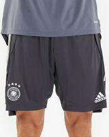 Allemagne Germany Adidas Pantaloncini Shorts Hose HOMME Euro 2020 Gris trainin