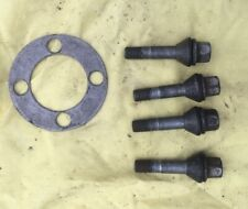 BMW R1100RT SET OF WHEEL BOLTS AND SPACER